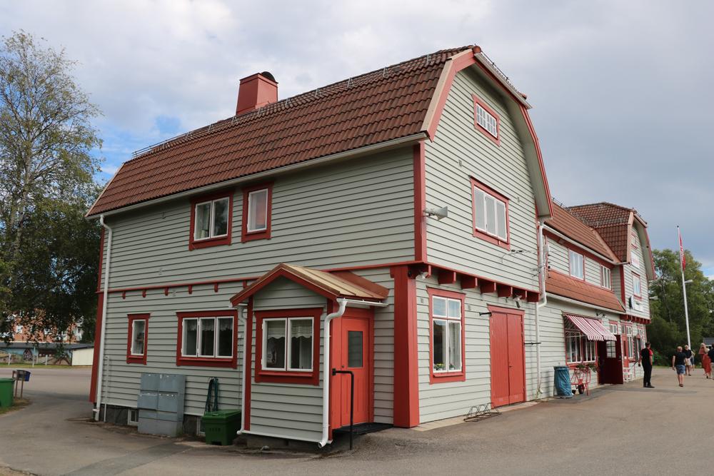 Gare de Sveg