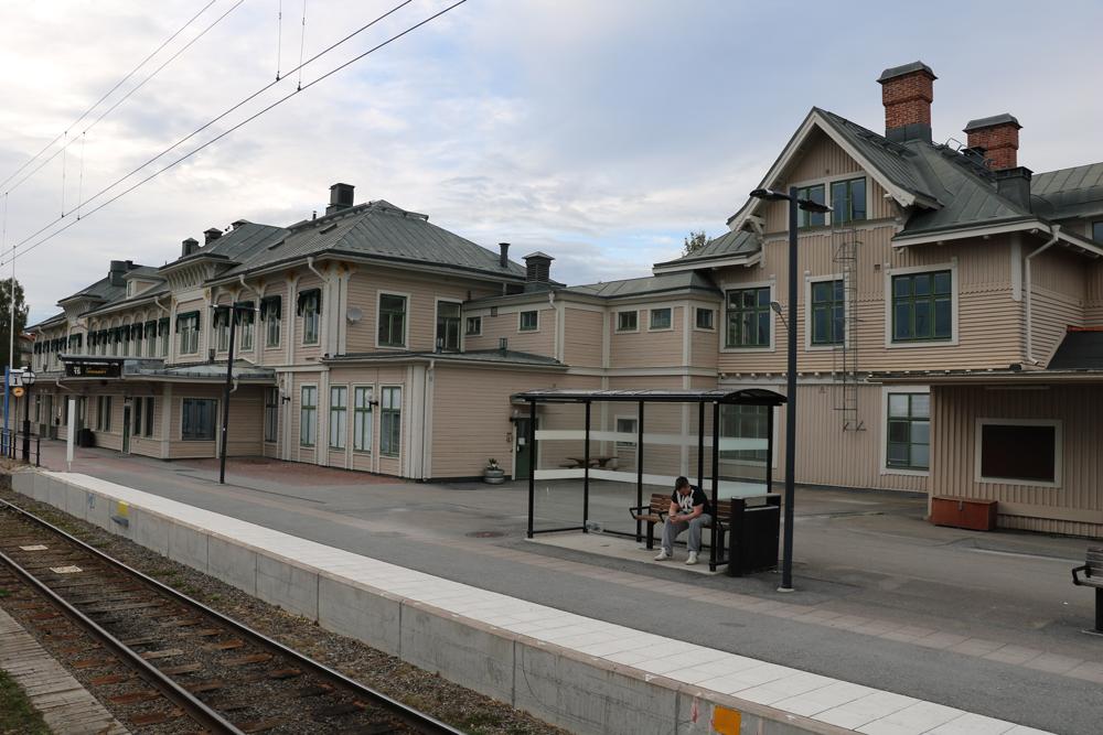 Gare d'Östersund Central