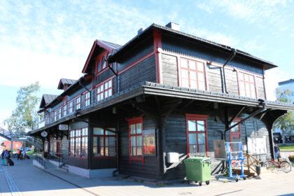 Gare de Gallivare
