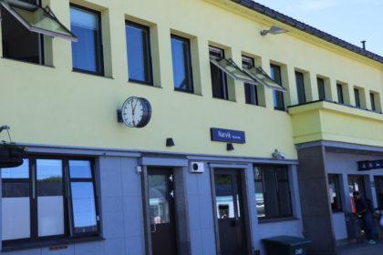 Gare de Narvik