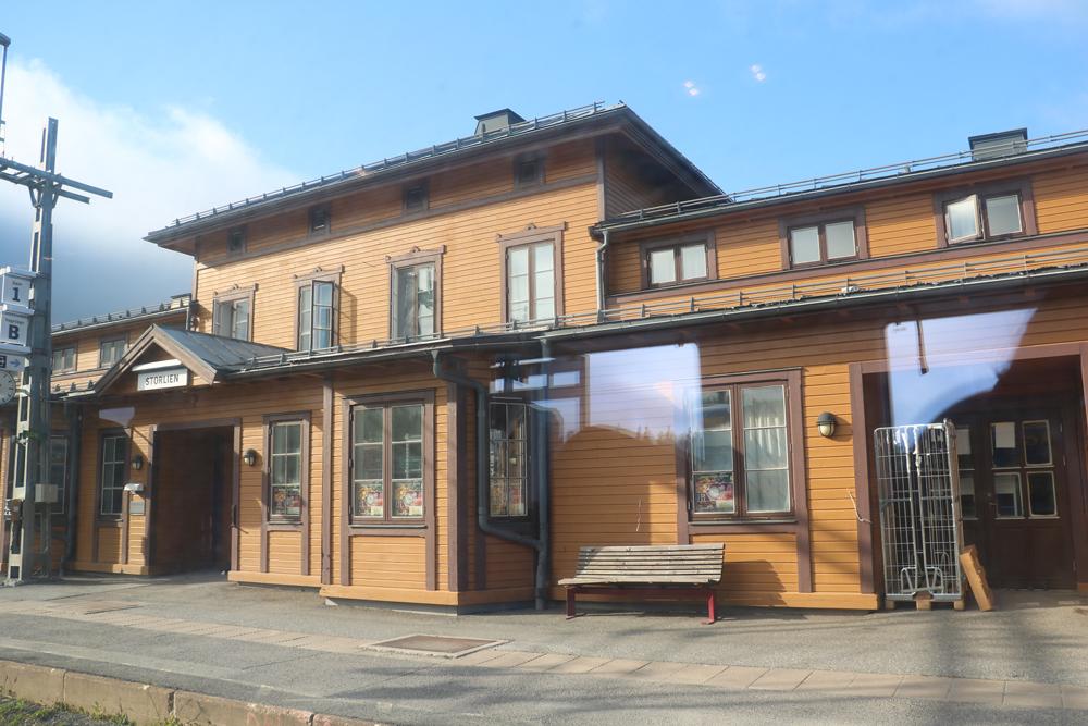 Gare de Sorlien