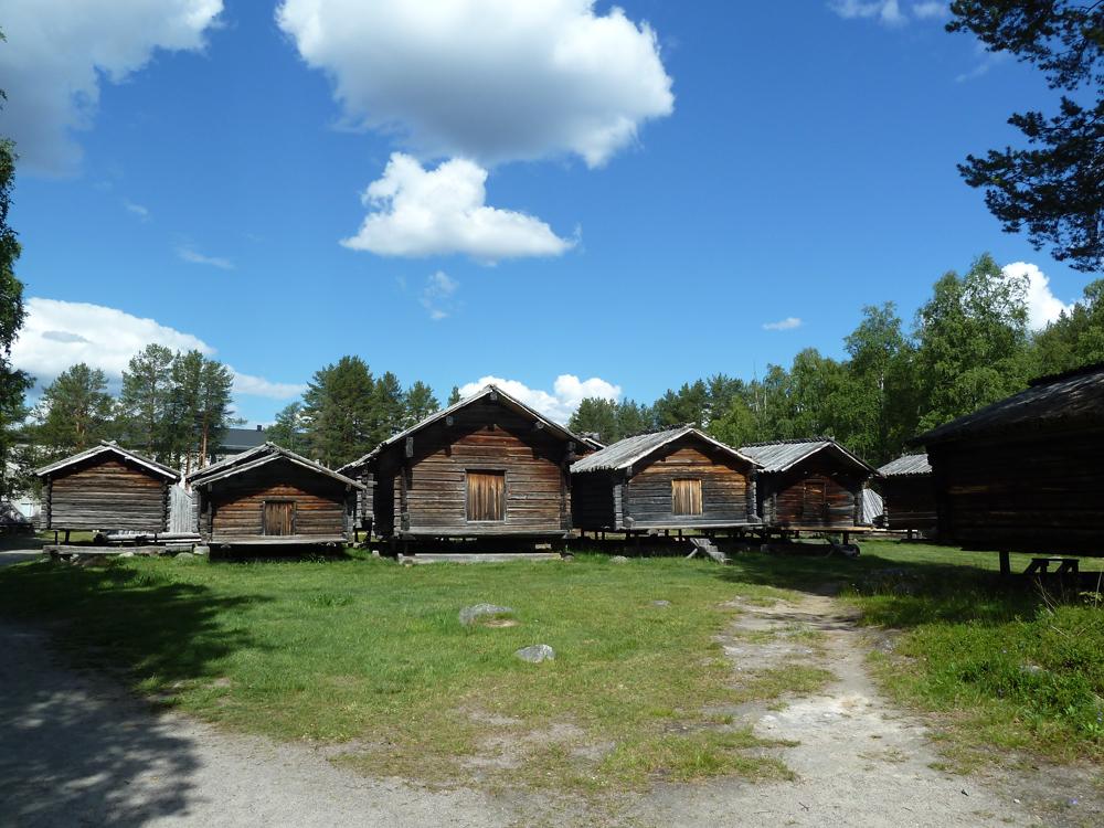 Arvidsjaur - Village Sami