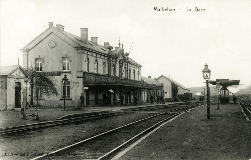 Gare de Marbehan