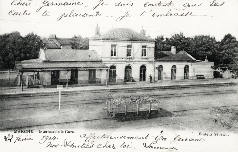 Gare de Marche-en-Famenne