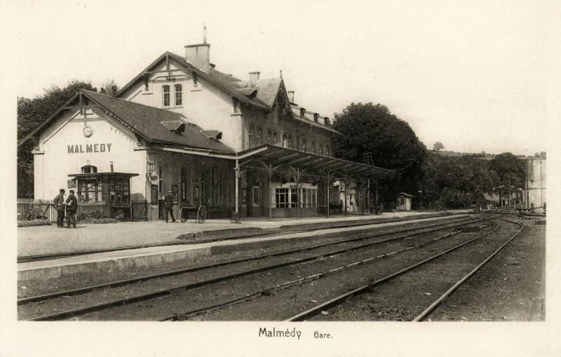 Gare de Malmedy