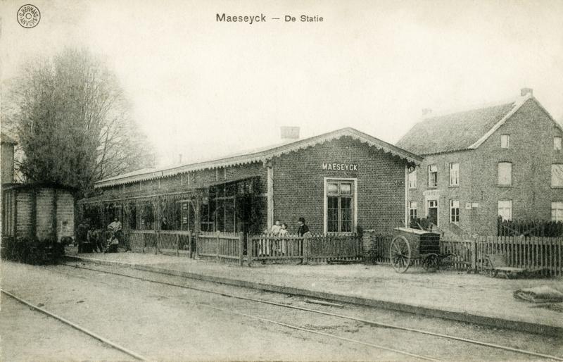 Gare de Maaseik - Maaseik station