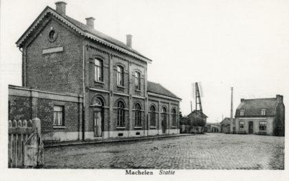 Gare de Machelen