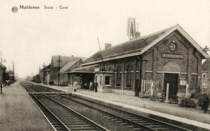 Gare de Malderen - Malderen station