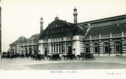 Gare de Malines - Mechelen station