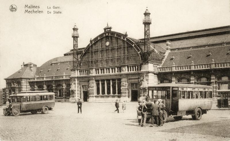 Anciennes cartes postales | Railstation | Page 4