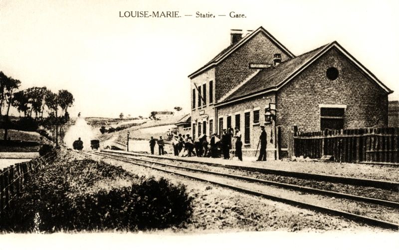 Halte de Louise-Marie