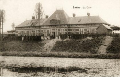 Gare de Luttre