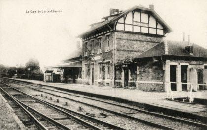Halte de Lorce-Chevron