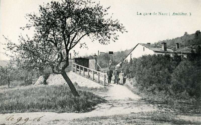 Halte de Naze (Lorce-Chevron)