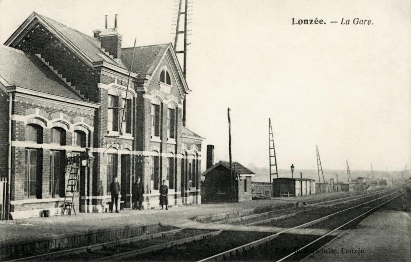 Halte de Lonzée