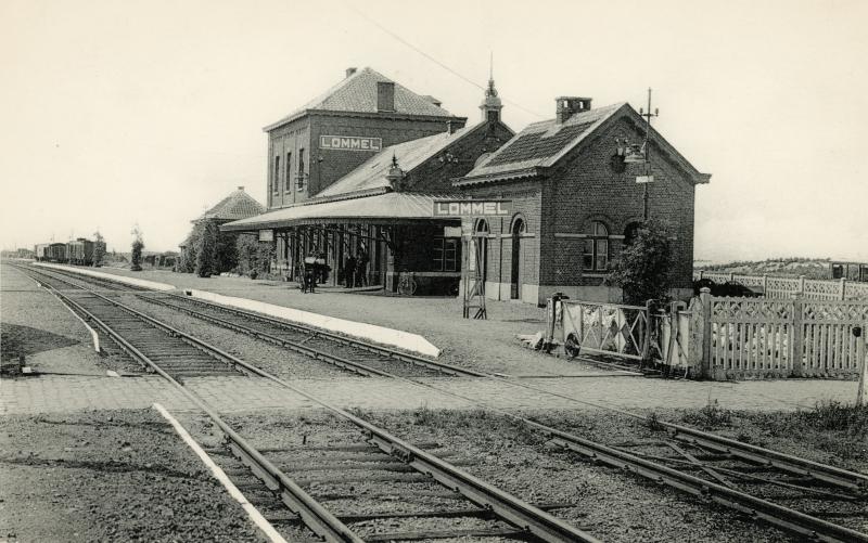 Gare de Lommel