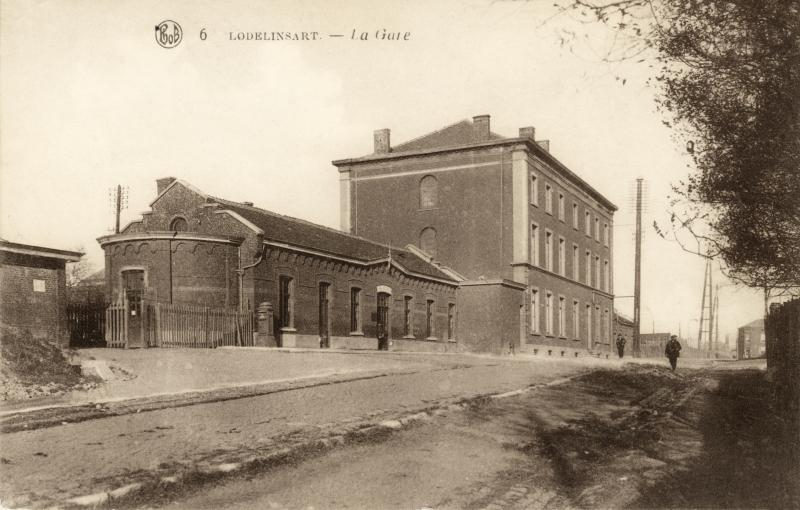 Gare de Lodelinsart