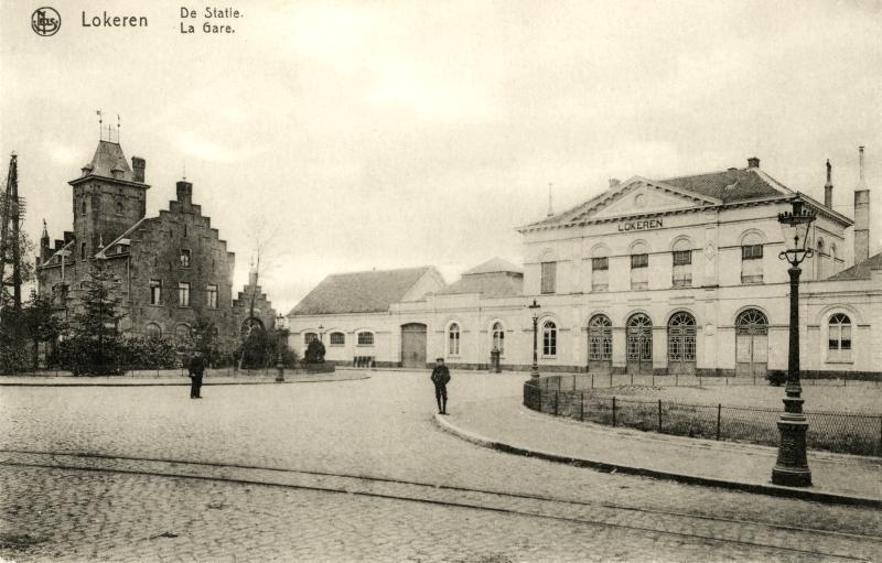 Gare de Lokeren - Lokeren station