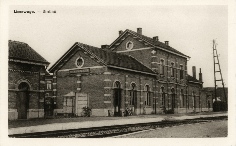 Gare de Lissewege - Lissewege station