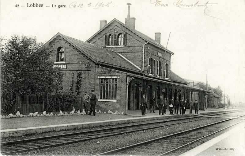 Gare de Lobbes