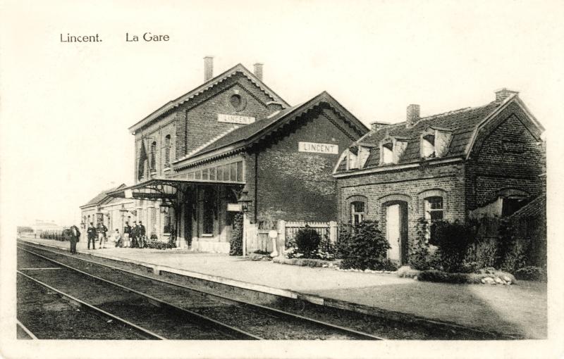 Gare de Lincent