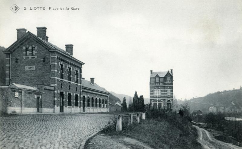 Gare de Liotte