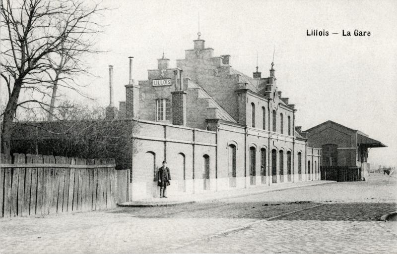 Gare de Lillois