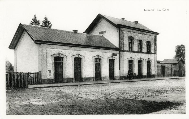 Halte de Limerlé
