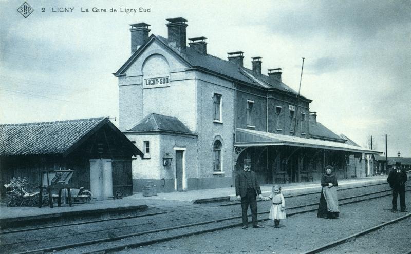 Gare de Ligny Sud