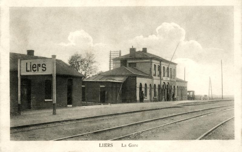 Gare de Liers