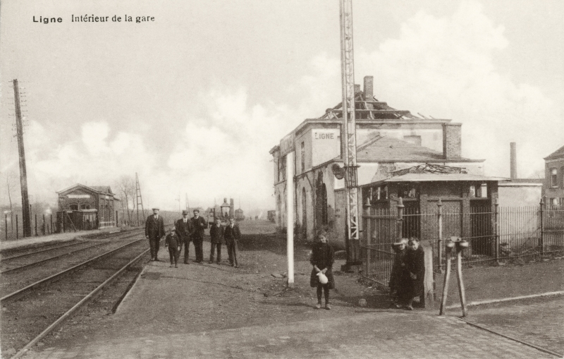 Gare de Ligne
