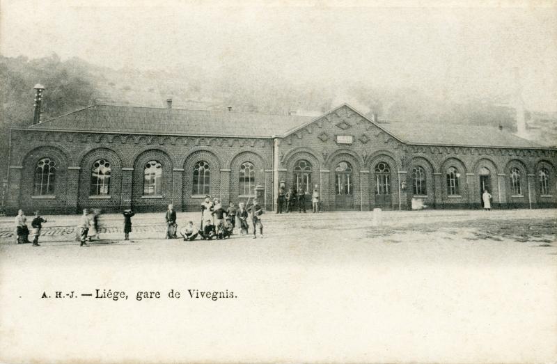 Gare de Liège Vivegnis