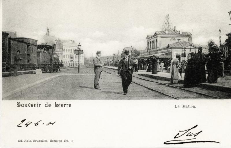 Gare de Lierre - Lier Station