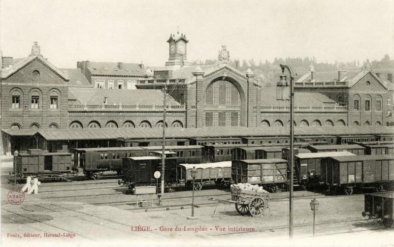 Gare de Liège Longdoz