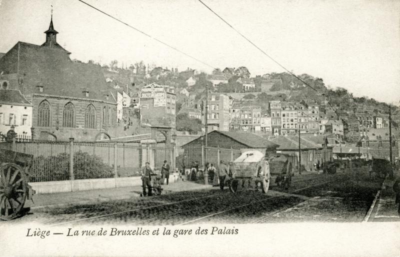 Liège Palais