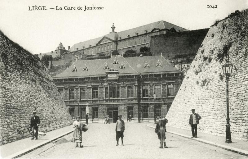 Halte de Liège Jonfosse