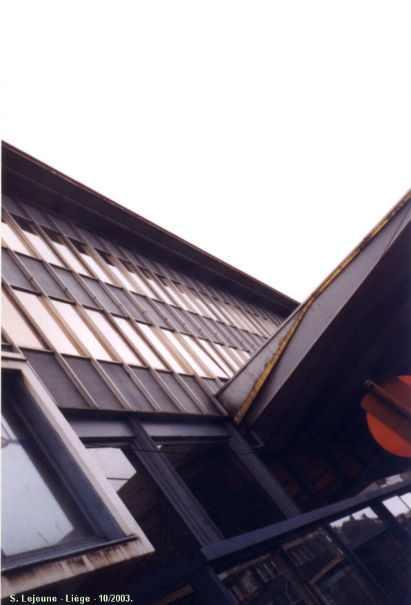 Liège Guillemins 10/2003