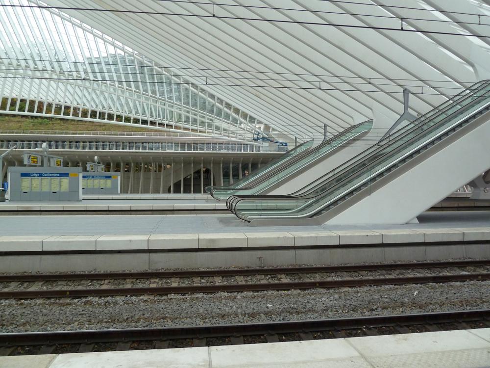 Liège Guillemins 2010