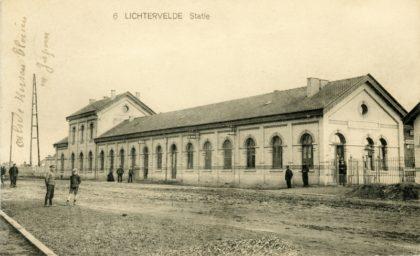 Gare de Lichtervelde - Lichtervelde station