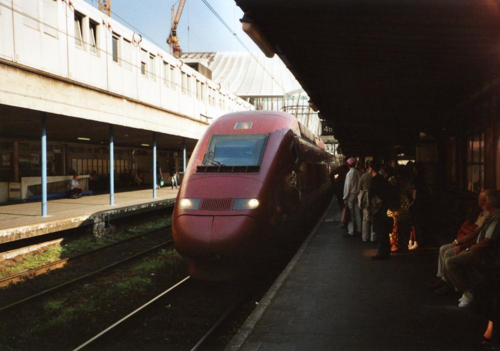 Liège Guillemins 05/2006