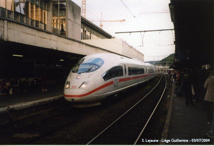Liège Guillemins 07/2004