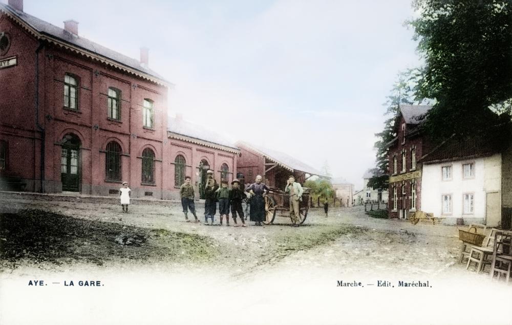 Gare de Aye