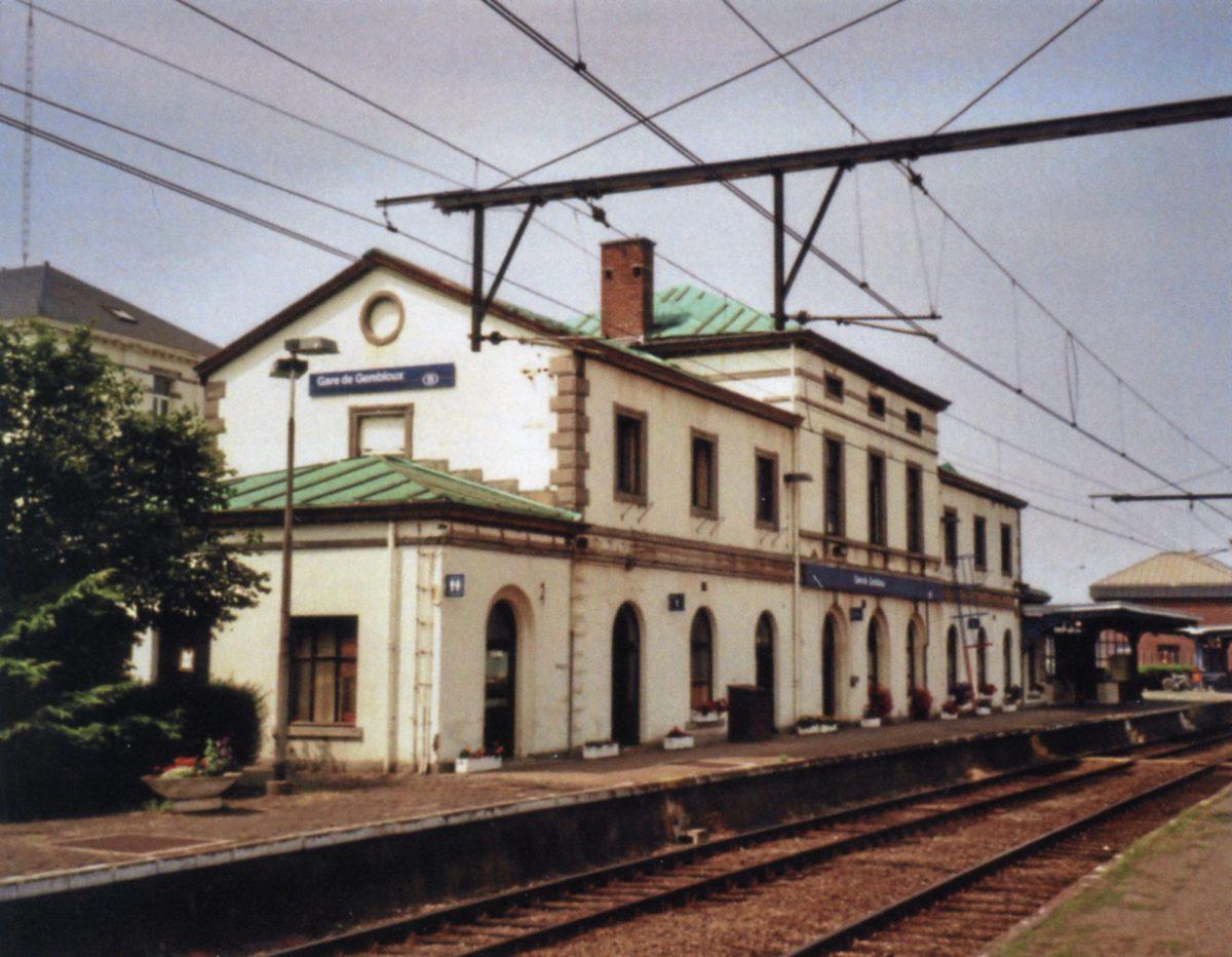 Gare de Gembloux
