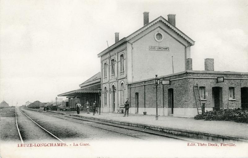 Gare de Leuze-Longchamps