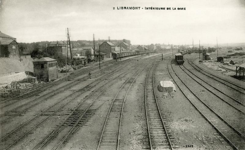 Gare de Libramont