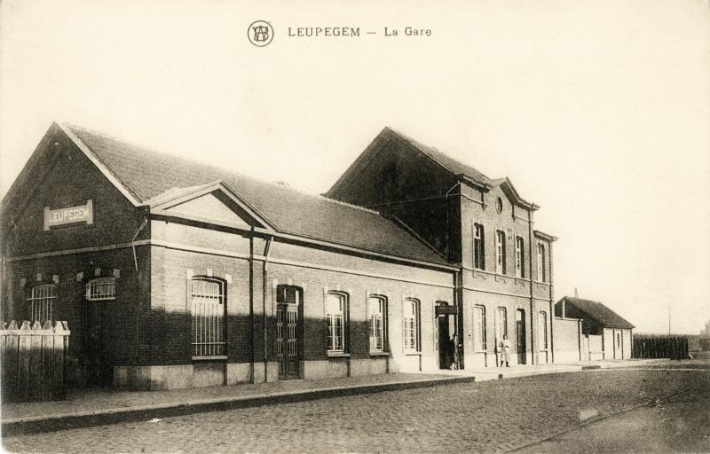 Gare de Leupegem - Leupegem station