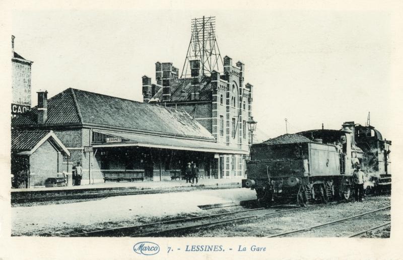 Gare de Lessines