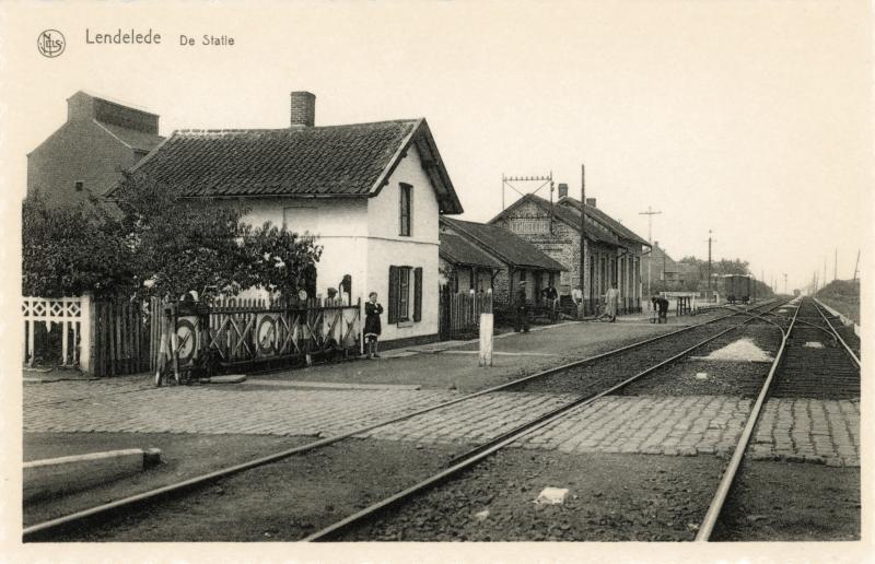 Gare de Lendelede