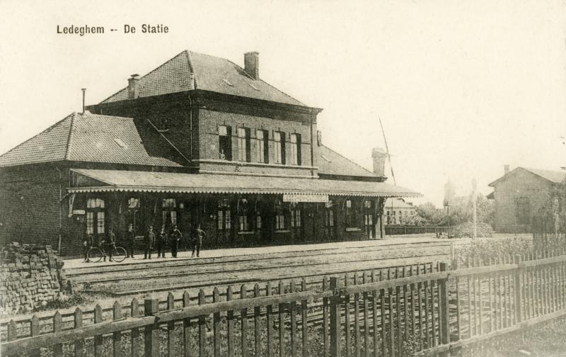 Gare de Ledegem-Dadizele - Ledegem-Dadizele station