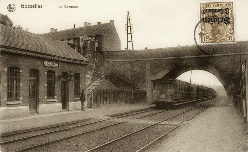 Point d'arrêt Le Carosse